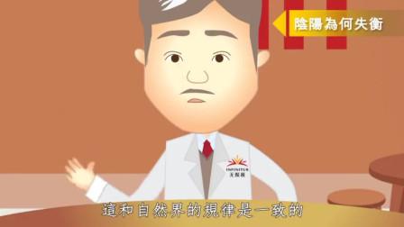 养生固本系列动画片 2-2 阴阳平衡的重要性和阴阳为何失衡?