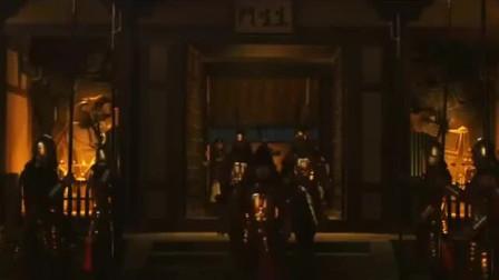 长安十二时辰:崔器竟然被贬为一个小兵,还被分到靖安司守门了