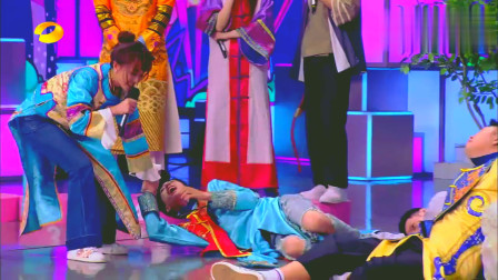 肖战腹黑起来好带感,只不过跟杜海涛对戏莫名有点喜感,太逗了!