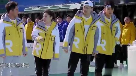 奔跑吧兄弟:跑男成员回应往事,怎料baby突然发现,吴尊和李晨是同年人