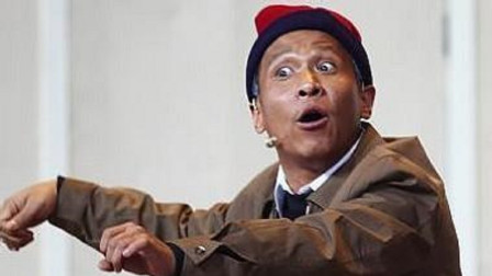 喜剧演员宋小宝,二婚老婆颜值曝光,原来他每天面对着这样的女人