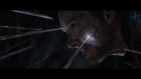 复联3:钢铁侠看到蜘蛛侠来了后,硬是训斥了一番