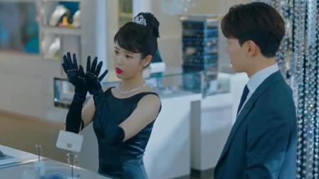 德鲁纳酒店:IU发财了,开启疯狂购物模式,戴十个戒指还嫌少!