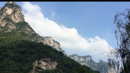 集体出游第二站:潭瀑峡,猕猴谷。夜游神奇的梦幻场景云溪谷