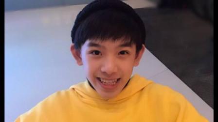 承包男神小时候的童星长大了!14岁帅成这样,身高也令人羡慕,简直就是邓伦小时候的样子