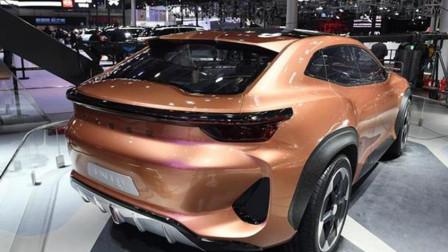 延续概念车风格的星途-LX量产版,内饰超大双屏是亮点,能火吗
