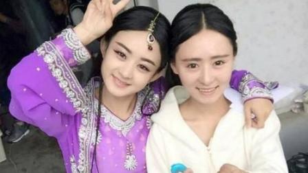 马熙米由网红到赵丽颖的文替,最后成为女主,期间经历了什么?