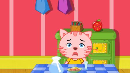 儿童故事大全 小猫丽丽生病了