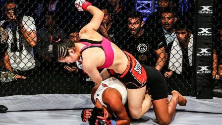 【我的音乐会格斗】中国第一条UFC金腰带之战,女王张伟丽高燃混剪