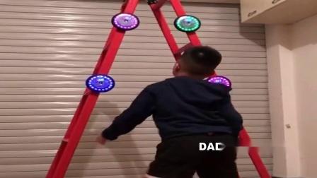 DADI SPEED6.0+儿童体适能训练综合反应敏捷协调性训练