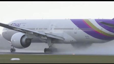 飞机飞起来了,全程高清记录大客机起降过程