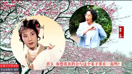 袁雪芬 & 陆锦花  之 一缕麻·分别( 1946大中华唱片)自制字幕