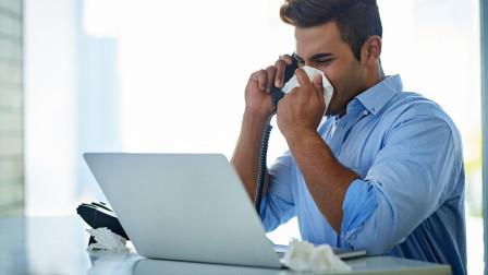 鼻炎别怕,教你一个小方法,可以快速缓解慢性鼻炎