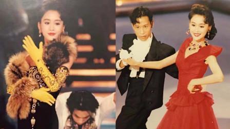 香港早期港姐选秀现场,美女如云个个多才多艺,长相精致惊艳众人