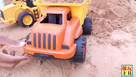 超完美的铲车,工程车玩具