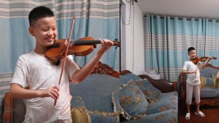 克莱采尔小提琴练习曲第三十二课二重奏版Kreutzer Studies for Violin No. 32