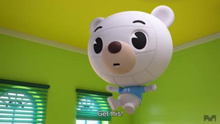 快乐的小熊