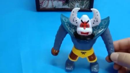 少儿益智亲子玩具:蝎子精想要一个美女,他会成功吗?
