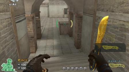 穿越火线:狙击当AK用,冲锋狙了解一下