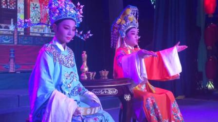 台州临海华众阿小越剧团演出,孟老师的徐派也越听越有味!