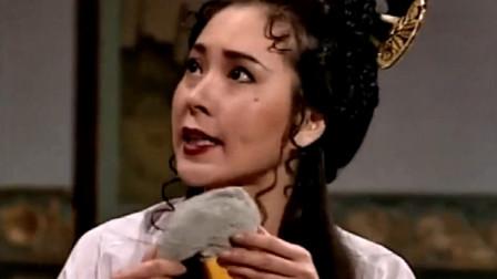 女子坏事做尽,男子想威胁她反被杀害,结果吃饭时饭全变成了石头