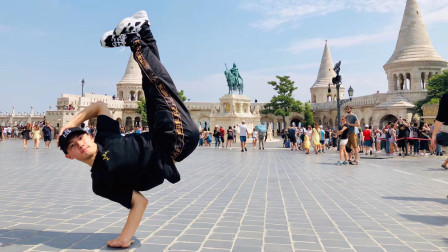 2019 bboy浩然 HR 舞蹈与旅行