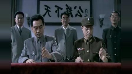 看看毛主席跟蒋介石的最后一次合影是在什么情况下照得