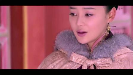 山河恋:皇太极派玉儿去劝降洪承畴,这一刻玉儿彻底明白了,夫妻情断