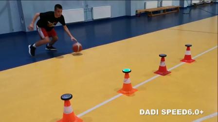 GAIFU DADI SPEED 6.0+敏捷反应灯训练综合视频集