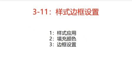 3-11:样式边框设置.wmv
