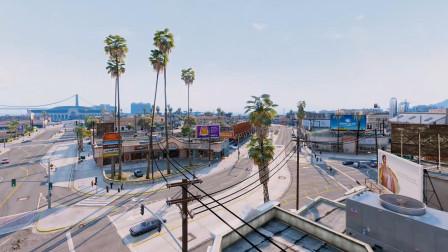 GTA 5超真实世界高清MOD展示
