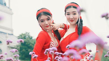 东方舞《巧媳妇》俏佳人