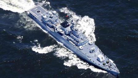 """第16艘!又一国装备中国退役军舰 整个印度洋都快被""""包围""""了"""