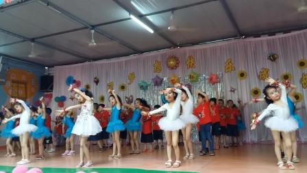 幼儿舞蹈《花儿乐队-哎呀呀》儿童歌曲儿歌 少儿早操律动六一舞蹈 dj舞曲 儿童舞蹈世界