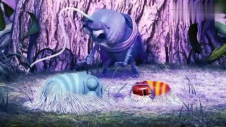 爆笑虫子:虫子版的阿凡达,为了去救小红,屎壳郎用换魂大法!