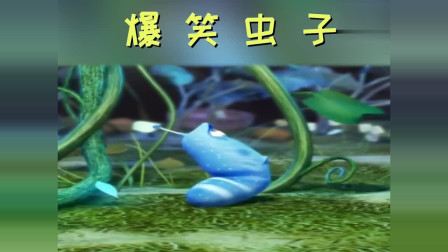 爆笑虫子:虫子版的阿凡达,为什么倒霉的总是小红呢?