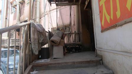 临沂小伙自驾游,进新疆第1天,看看在若羌90元的宾馆什么样