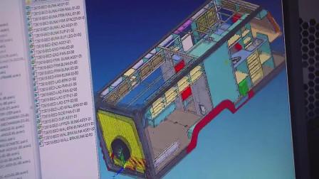 拖挂房车是怎么生产出来的?一个视频告诉你系列三