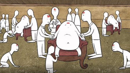 小伙得到一块魔术橡皮擦,从此命运发生了改变,国内讽刺动画片!