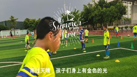 揭秘中国基层青训!草根足球教练小何日记,看完明白很多