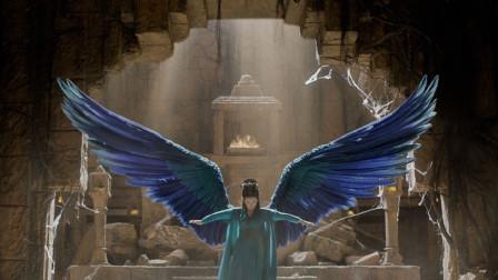 九州缥缈录:羽然终于开始搞事业了,大鹏展翅准备起飞,光复羽族