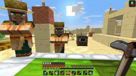 我的世界 EX的探索生存 第十九集 建设村庄