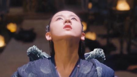 九州缥缈录:跳舞试图唤醒鹤雪,羽然凝出翅膀,宫羽衣狠心下手,世子前来救人