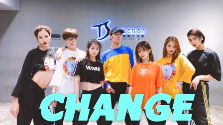 泫雅《Change》舞蹈教学练习室【TS DANCE】