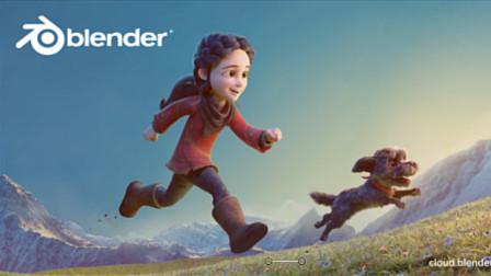 blender 2.8 中文教学 前言,软件的下载安装