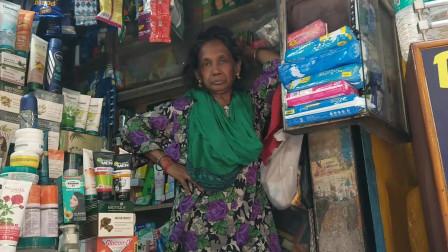 印度大妈的生活,工作都在5平米内,比大部分人幸运