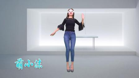 【萌小沫】小芯 长腿姐姐牛仔裤高跟鞋跳舞