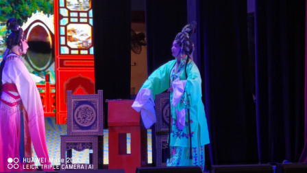 17 雷州市声艺雷剧团《雾锁东宫》陈荣奋 庄梦丹 陈孟成2019.8南门市