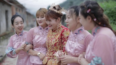 「王天峰&韩玲」婚礼快剪 婚礼壹号出品