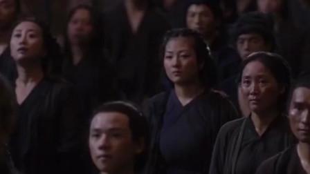 九州缥缈录:羽然变成姬武神,不婚嫁不生子,重获新生与姬野相忘于江湖
